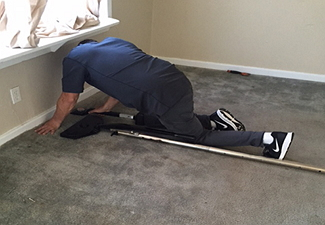 Carpet repair Galveston Texas